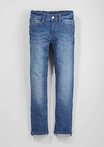 S.OLIVER RED LABEL JUNIOR Seattle: эластичный джинсы для Jungen
