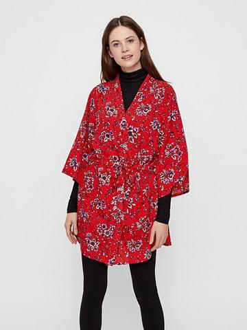 С узором кимоно халат