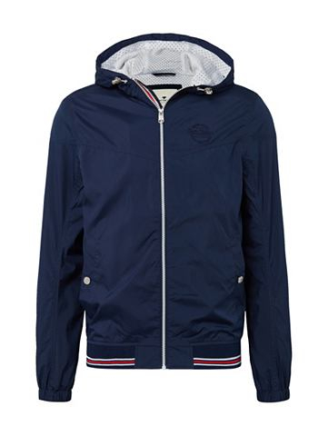 Куртка Жакет в Blouson-Style с Kапюшон...
