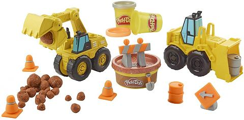 "HASBRO Knete ""Play-Doh Wheels Bagger &am..."
