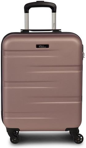 FABRIZIO ® Пластиковый чемодан на колесах &...