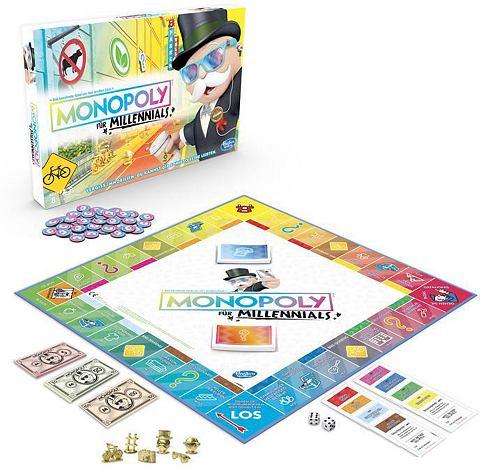 """Spiel """"Monopoly для Millennials&q..."""