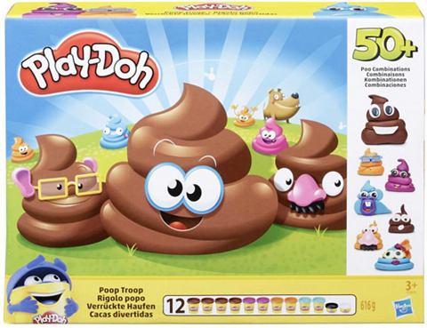 """HASBRO Knete """"Play-Doh VerrückteHau..."""