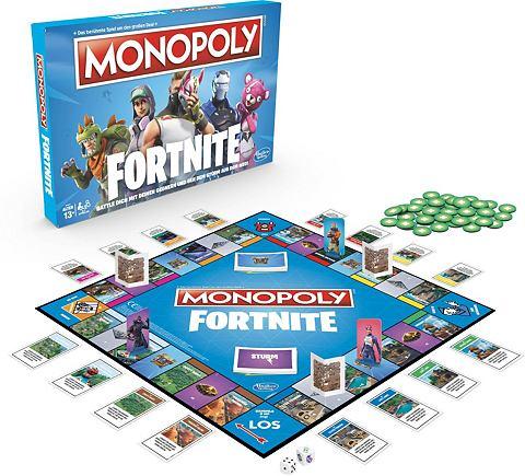 "Spiel ""Monopoly Fortnite"""