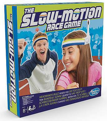 """Spiel """"The Slow Motion Race Game&..."""