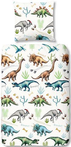 Детское постельное белье »Dino&l...