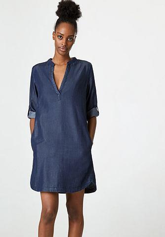 HALLHUBER Платье джинсовое