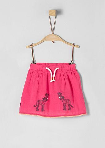 S.OLIVER RED LABEL JUNIOR Юбка с Embroidery для Babys