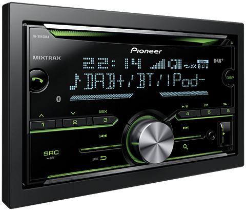 PIONEER Автомобильное радио »FH-X840DAB&...