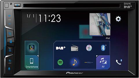 PIONEER Мультимедийный приемник »AVH-Z31...