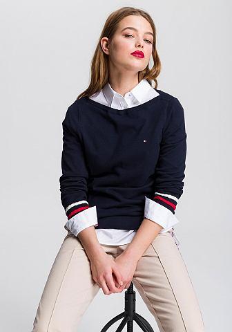 TOMMY HILFIGER Трикотажный пуловер »New Ivy&laq...
