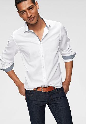 S.OLIVER RED LABEL Рубашка с длинными рукавами