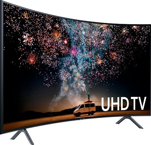 SAMSUNG UE55RU7379 Curved-LED-Fernseher (138 c...