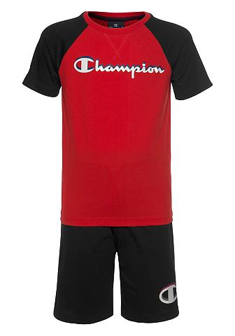 CHAMPION Футболка & шорты »SET«...