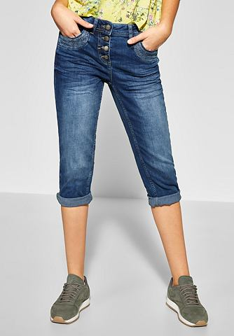 CECIL 3/4 джинсы