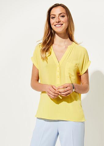 Рубашка с короткими рукавами с карман