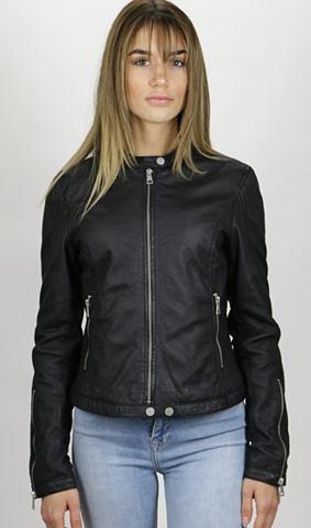 Куртка кожаная »Tula«