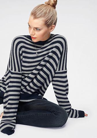 Пуловер с круглым вырезом »PINAD...