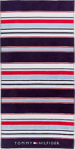 TOMMY HILFIGER Пляжное полотенце »Iconic Streif...