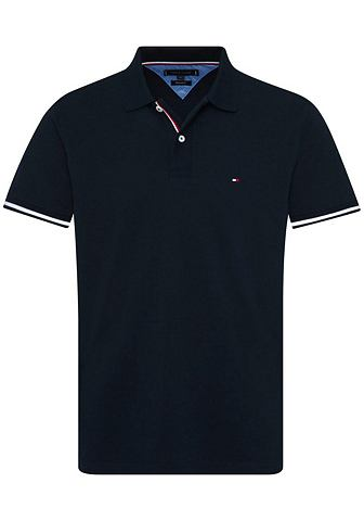 TOMMY HILFIGER Кофта-поло »BASIC TIPPED REGULAR...