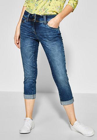 CECIL 7/8 джинсы