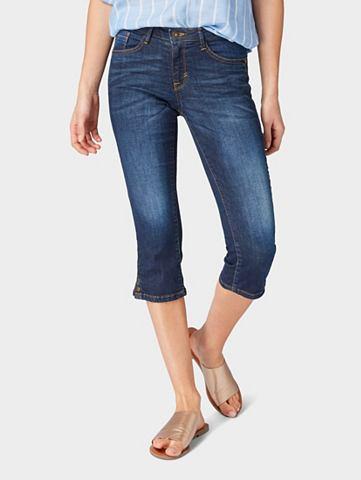 TOM TAILOR Узкие джинсы »Alexa узкий 3/4 бр...