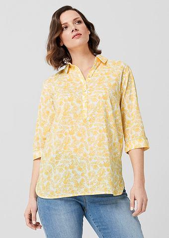 Блуза с узор