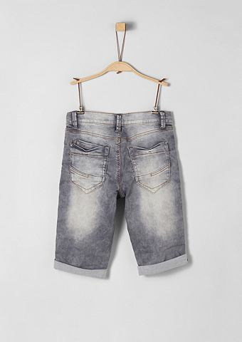 S.OLIVER RED LABEL JUNIOR Облегающий Seattle: 3/4-Denim для...