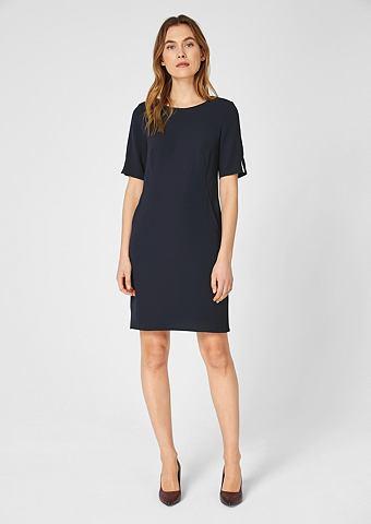 S.OLIVER BLACK LABEL Элегантный платье из крепа