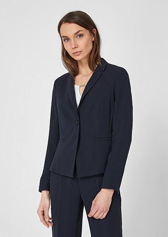S.OLIVER BLACK LABEL Eleganter пиджак из крепа