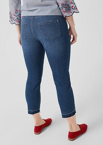 TRIANGLE Curvy Extra узкий Leg: джинсы