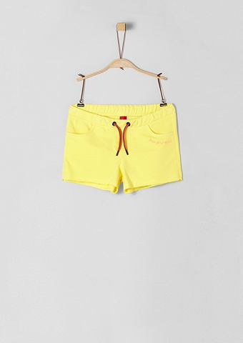 Sweat-Shorts_für Mädchen