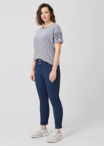 TRIANGLE Curvy Extra узкий Leg: брюки