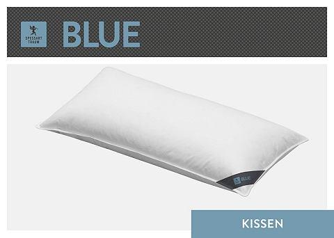 Подушка перьевая »Blue«