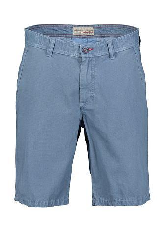 С узором брюки узкие шорты »Park...