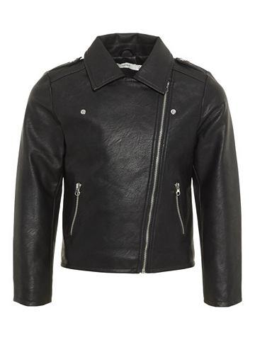 NAME IT Байкер-стиль куртка
