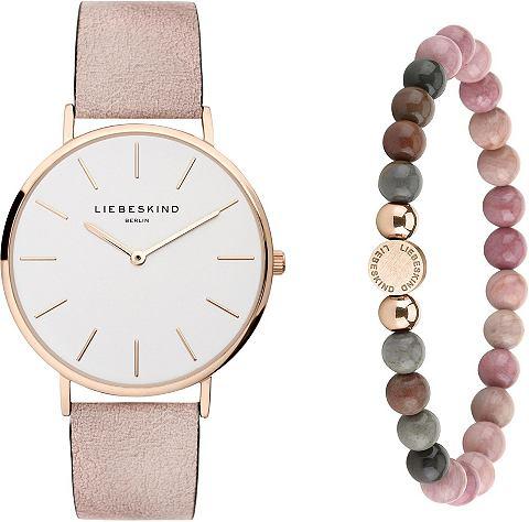 LIEBESKIND BERLIN Часы »LS-0072-LQB« (Набор ...