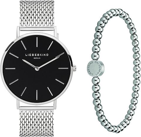 LIEBESKIND BERLIN Часы »LS-0073-MQB« (Набор ...