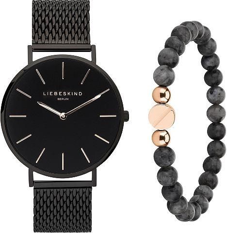 LIEBESKIND BERLIN Часы »LS-0074-MQB« (Набор ...