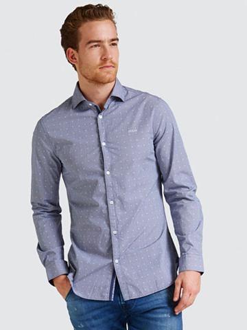 GUESS Рубашка с длинными рукавами