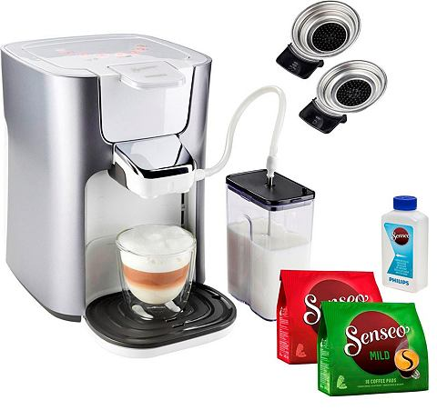 Кофеварка HD6574/20 Latte две