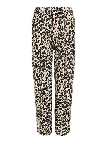 Leopardenprint плиссированные ральфлор...