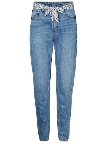VERO MODA Пояс High талия джинсы