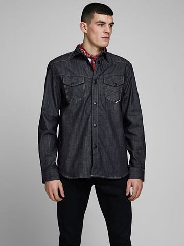 JACK & JONES Jack & Jones джинсы сорочка-блузон...