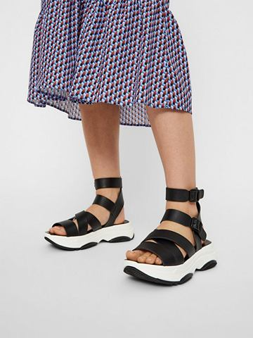 Kompakte кожа сандалии