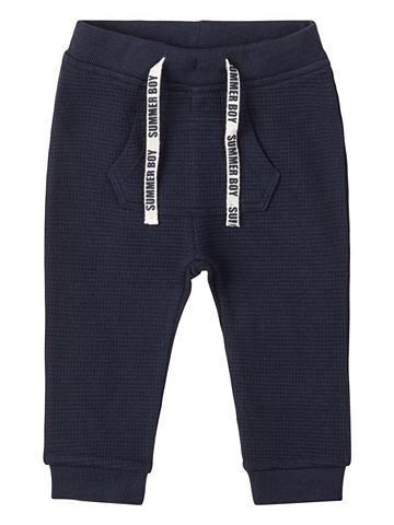 NAME IT Weiche Baumwoll брюки спортивные