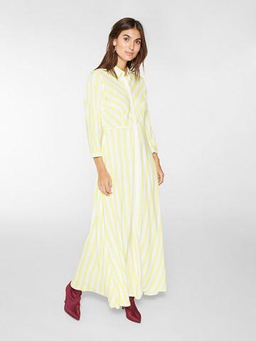 Y.A.S Полосатый Maxi платье