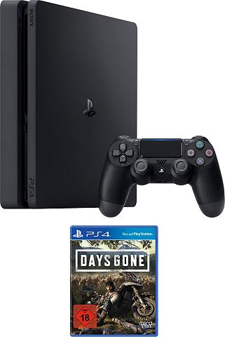 PLAYSTATION 4 Узкий 500 GB (Bundle включая Days Gone...