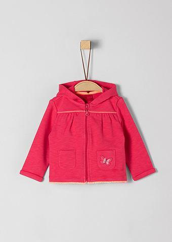 S.OLIVER RED LABEL JUNIOR Спортивный свитер с капюшон для Babys