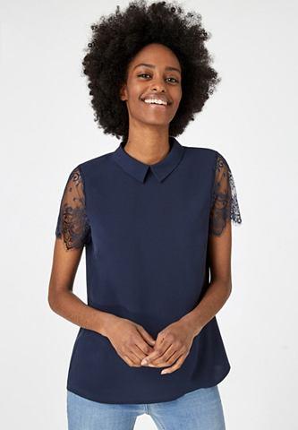 HALLHUBER Блузка с кружевом